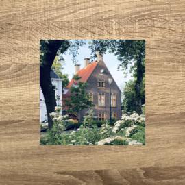 Authentiek huis in Zwolle
