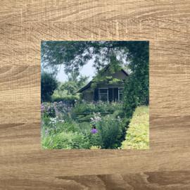 Huisje in de Wieden