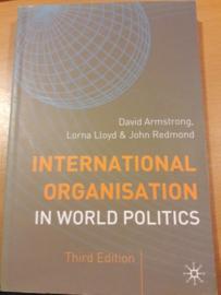 International Organisation in worl politics
