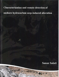 Characterization and remote detection of onshore hydrocarbon seep-induced alteration