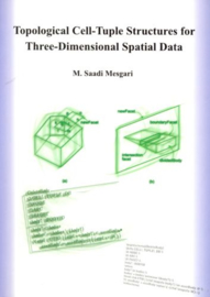 Topological cell - tuple structures for three dimensional spatial data