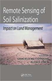 Remote Sensing of Soil Salinization