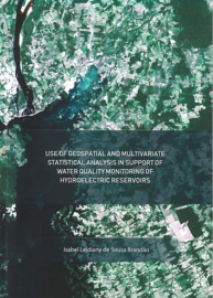 Use of Geospatial and Multivariate statistical analysis in Support of Water Quality monitoring of Hydroelectric Reservoirs
