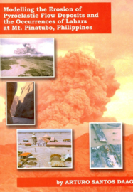 Modelling the erosion of the pyroclastic flow deposits and the occurrences of Lahars at Mt. Pinatubo, Philippines