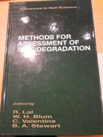 Methods for Assessment of Soil Degradation