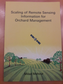 Scaling of Remote Sensing Information for Orchard Management