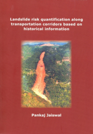 Landslide risk quantification along transportation corridors based on historical information