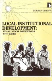 Local institutional development