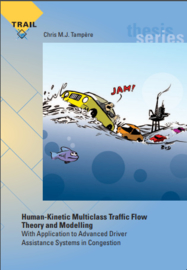 Human-kinetic multiclass traffic flow theory and modelling with application to advanced driver assistance systems in congestion