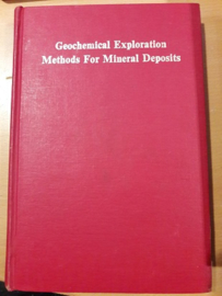 Geochemical Exploration Methods for Mineral Deposits