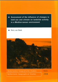 Assessment of the influence of changes in land use and climate in landslide activity in a Mediterranean environment