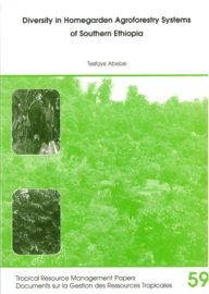 Diversity in homegarden agroforestry systems of Southern Ethiopia