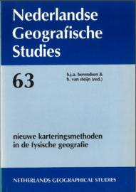 Nederlandse Geografische Studies 63