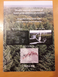 Quality assured estimates of forest gross primary production : Integration of flux tower data and a process - based simulator