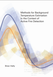 Methods for Background Temperature Estimation in the Context of Active Fire Detection