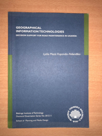 Geographical Information Technologies