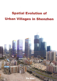 Spatial evolution of urban villages in Shenzhen