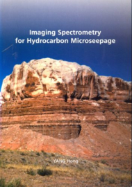 Imaging spectrometry for hydrocarbon microseepage