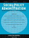 Social policy & administration