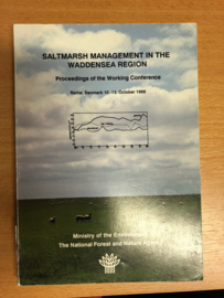 Proceedings of the second Trilateral Working Conference on Saltmarsh Management in the Wadden Sea Region