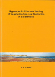 Hyperspectral remote sensing of vegetation species distribution in a saltmarsh