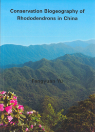 Conservation Biogeography of Rhodondendrons in China