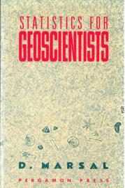 Statistics for geoscientists