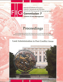 Land administration in post conflict areas