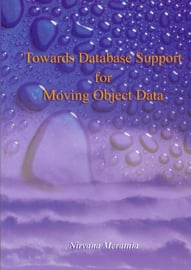 Towards database support for moving object data