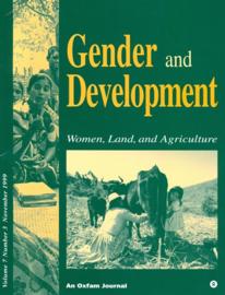 Gender and development Vol. 7, No. 3