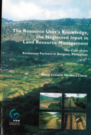 The resource user's knowledge, the neglected input in land  resource management