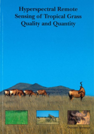 Hyperspectral remote sensing of tropical grass quality and quantity