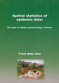 Spatial statistics of epidemic data