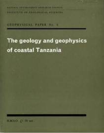 The geology and geophysics of coastal Tanzania