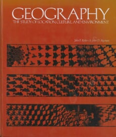 Geography : the study of location, culture, and environment
