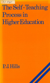 The self-teaching process in higher education