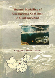 Thermal modelling of underground coal fires in northern China