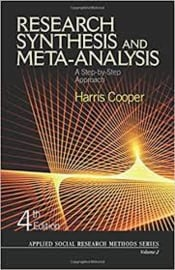 Research Synthesis and Meta-Analysis