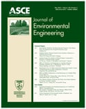 Journal of Environmental Engineering 1983 - 2001