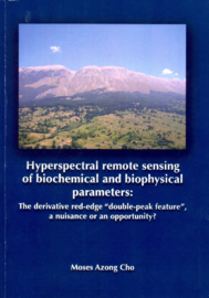 Hyperspectral remote sensing of biochemical and biophysical  parameters