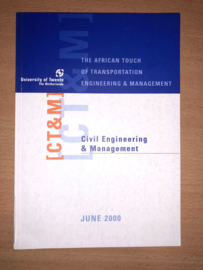 The African touch of transportation engineering & management