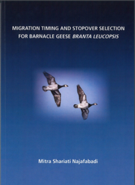 Migration timing and stopover selection for barnacle geese Branta leucopsis