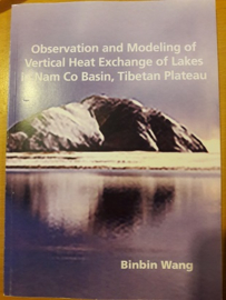Observation and Modeling of Vertical Heat Exchange of Lakes in Nam Co Basin, Tibetan Plateau