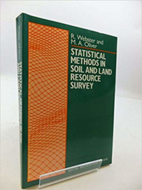 Statistical methods in soil and land resource survey