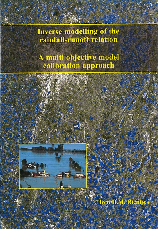 Inverse modelling  of the rainfall-runoff relation