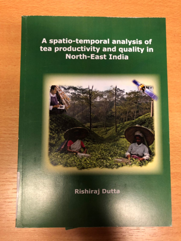 A spatio-temporal analysis of tea productivity and quality in north east India