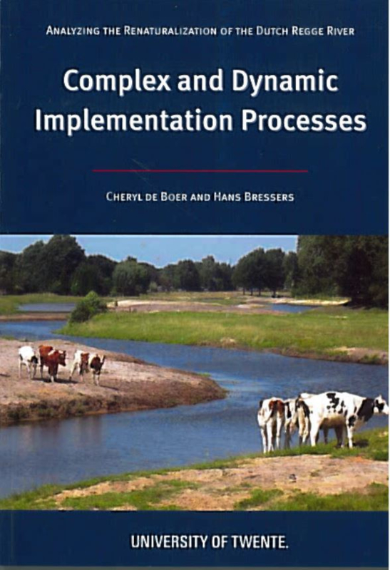 Complex and Dynamic Implementation Processes
