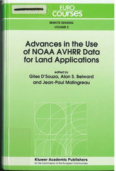 Advances in the use of NOAA AVHRR data for land applications