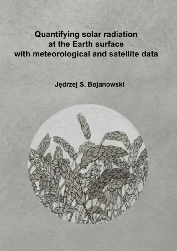 Quantifying solar radiation at the Earth surface with meteorological and satellite data