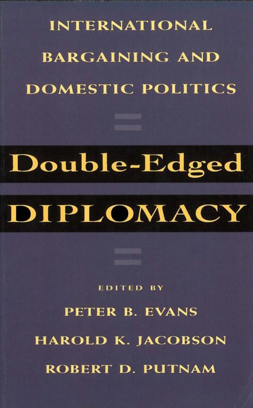 Double-Edged Diplomacy